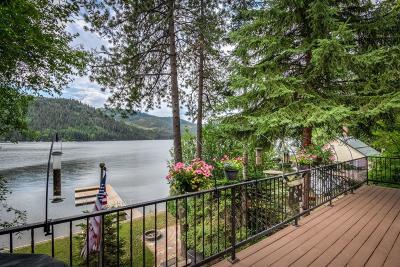 Rathdrum Single Family Home For Sale: 8928 W Twin Lakes Rd