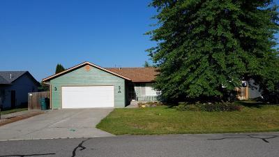 Hayden Single Family Home For Sale: 8822 N Davis Circle