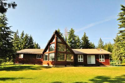 Bonners Ferry Single Family Home For Sale: 163 Old Relic Rd