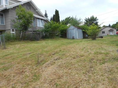 Benewah County Residential Lots & Land For Sale: 427 S 8th St