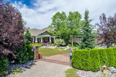 Post Falls Single Family Home For Sale: 2987 N Jenicek Ct.