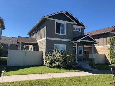 Post Falls Single Family Home For Sale: 3716 E Bogie Dr
