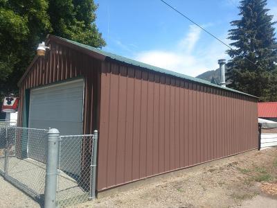 Clark Fork Single Family Home For Sale: 204 N Stephens Street