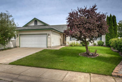 Post Falls Single Family Home For Sale: 1012 N Whidbey Ln