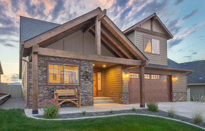 Rathdrum Single Family Home For Sale: 13439 N Shimmering Ct