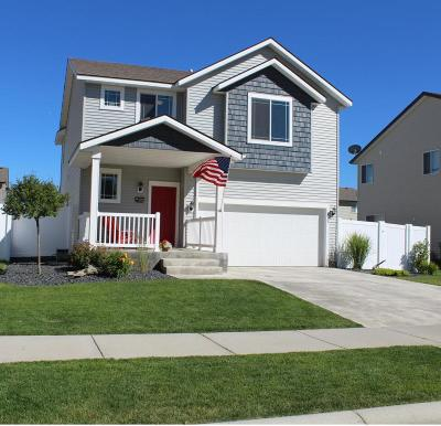 Post Falls Single Family Home For Sale: 8376 Scotsworth St