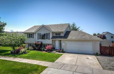 Hayden Single Family Home For Sale: 8215 N Brookside Dr