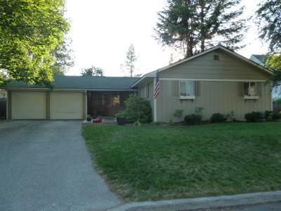 Coeur D'alene, Dalton Gardens Single Family Home For Sale: 2715 N 7th St