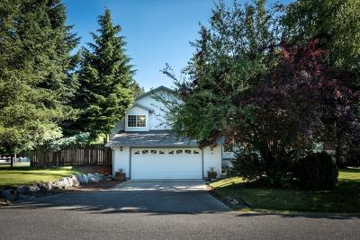 Hayden Single Family Home For Sale: 578 E Dana Ct