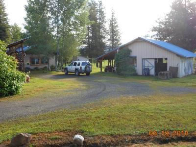 Fernwood Single Family Home For Sale: 2841 Little Carpenter Creek Rd.