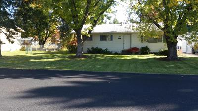 Hayden Single Family Home For Sale: 10652 N Maple St
