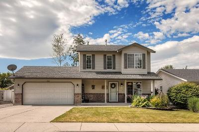 Post Falls Single Family Home For Sale: 913 E Glacier Peak Dr