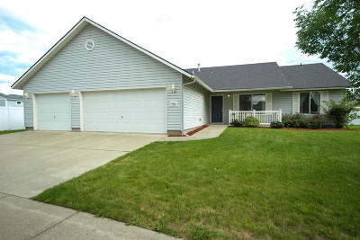 Post Falls Single Family Home For Sale: 4760 W Candlewood Ln