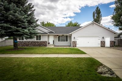 Hayden Single Family Home For Sale: 1468 W Starling Ave