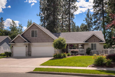 Post Falls Single Family Home For Sale: 5188 E Twila Ct