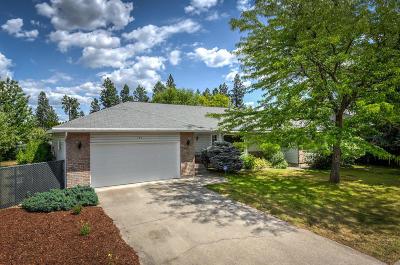 Hauser Lake, Post Falls Single Family Home For Sale: 190 N Dart St