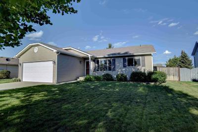 Post Falls Single Family Home For Sale: 1190 N Kaniksu St