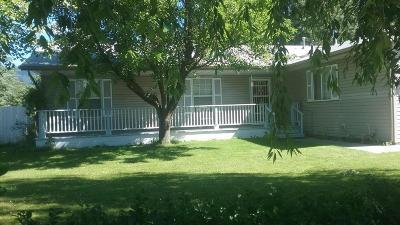 Rathdrum Single Family Home For Sale: 8441 Nebraska St