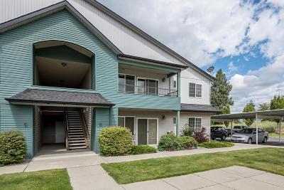 Hauser Lake, Post Falls Condo/Townhouse For Sale: 352 N Promenade Loop #212