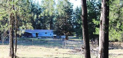 Rathdrum Mobile/Manufactured For Sale: 4882 W Highway 53