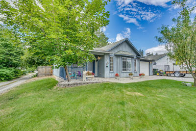 Hauser Lake, Post Falls Single Family Home For Sale: 815 N Frederick St