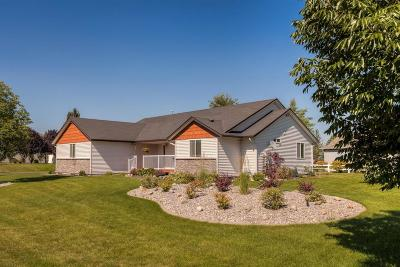 Post Falls Single Family Home For Sale: 2616 N Distant Star Rd