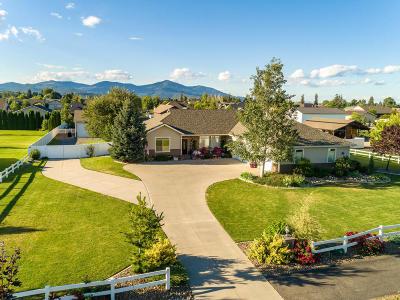 Post Falls Single Family Home For Sale: 1287 W Grange Ave