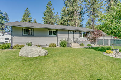 Hauser Lake, Post Falls Single Family Home For Sale: 1105 N Lincoln St