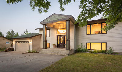 Hayden Single Family Home For Sale: 9852 N Sunview Ln