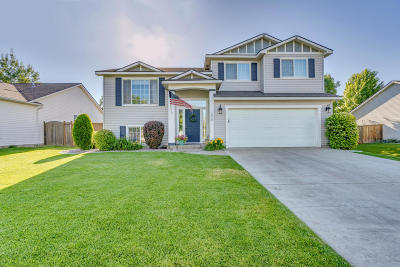 Post Falls Single Family Home For Sale: 1820 N Willamette Dr