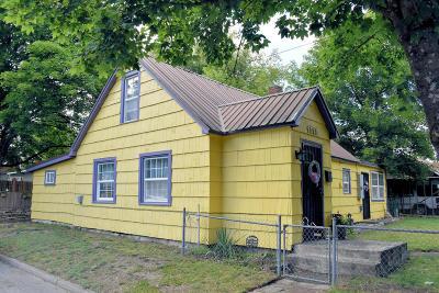 Coeur D'alene Single Family Home For Sale: 1111 N 11th Street