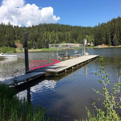 Coeur D'alene Residential Lots & Land For Sale: NKA Kidd Island Bay Lot 11