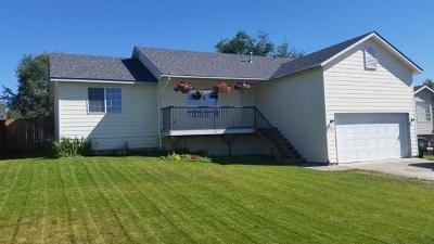 Hauser Lake, Post Falls Single Family Home For Sale: 725 W Bridle Ln