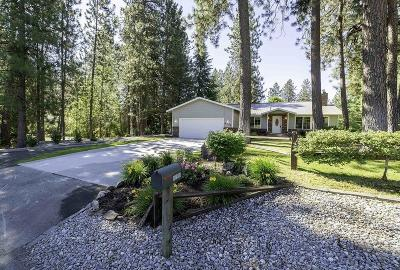 Coeur D'alene, Dalton Gardens Single Family Home For Sale: 4108 W Appaloosa Rd
