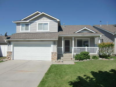 Post Falls Single Family Home For Sale: 1709 N Chehalis St
