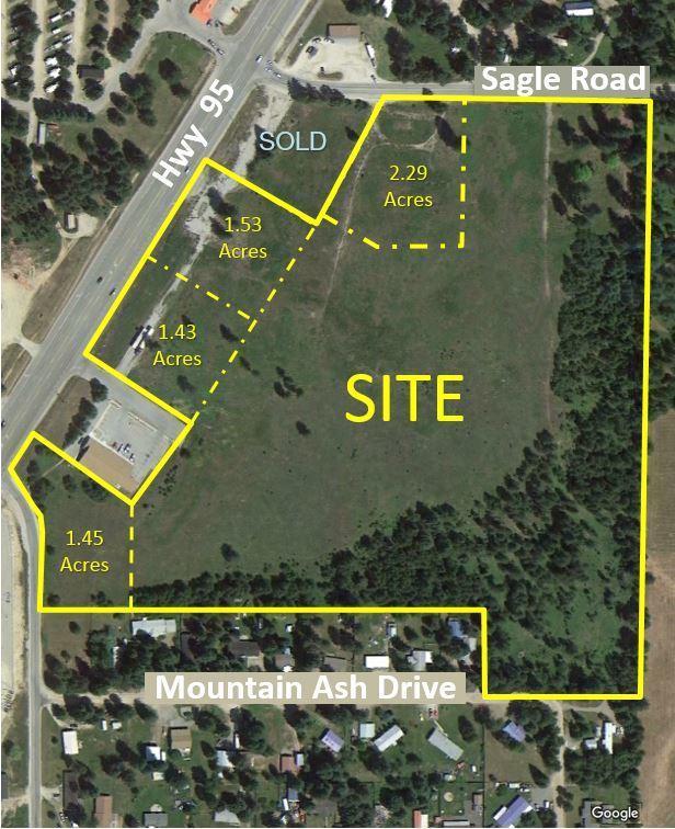 27 55 acres in Sagle for $4,400,000
