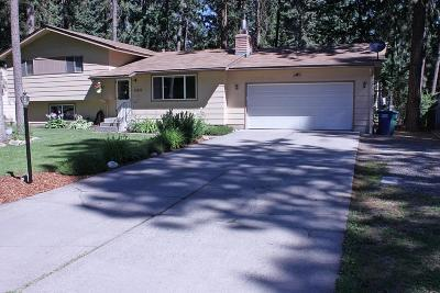 Coeur D'alene Single Family Home For Sale: 1109 W Mulberry Lane