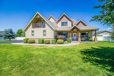 Post Falls Single Family Home For Sale: 1905 W Polo Green Ave