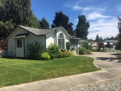 Coeur D'alene Single Family Home For Sale: 3700 N Sherwood Dr
