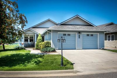 Coeur D'alene Single Family Home For Sale: 1374 E Center Green Loop
