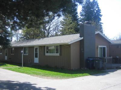 Coeur D'alene Multi Family Home For Sale: 340 W Davidson Ave