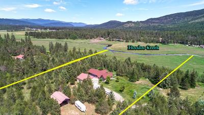 Priest River Single Family Home For Sale: 673 Ayla Bear Road