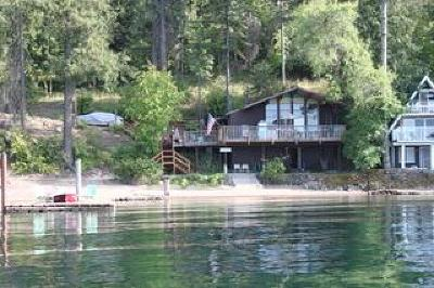 Harrison Single Family Home For Sale: 34023 S Highway 97