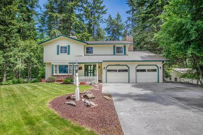 Hayden Single Family Home For Sale: 12736 Avondale Loop