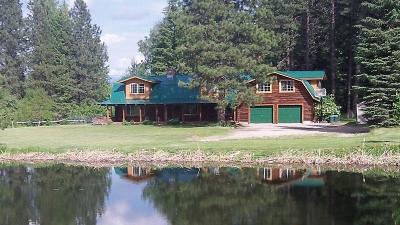 Sandpoint ID Single Family Home For Sale: $598,000