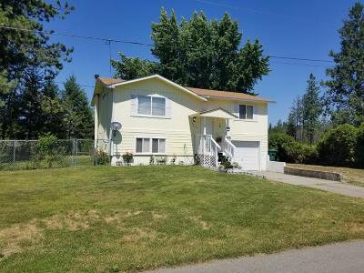 Rathdrum Single Family Home For Sale: 7019 W Tudor St