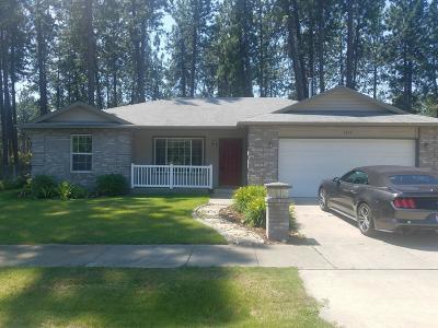 Coeur D'alene Single Family Home For Sale: 3310 N Wedgewood Loop