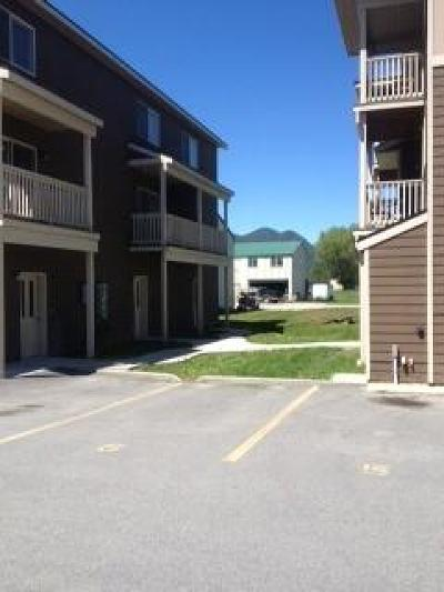 Sandpoint Condo/Townhouse For Sale: 1807 Culvers Dr #10,  11,