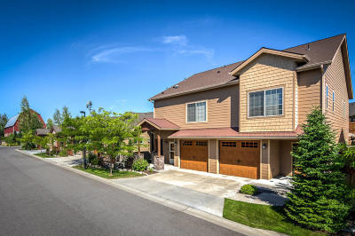 Coeur D'alene Single Family Home For Sale: 4418 N Meadow Ranch Ave
