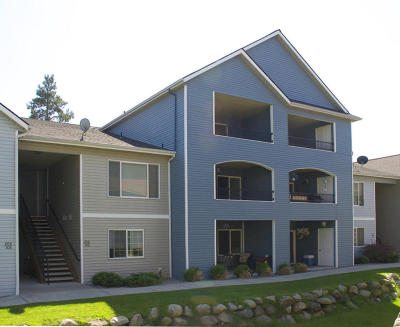 Hauser Lake, Post Falls Condo/Townhouse For Sale: 380 N Promenade Loop #206